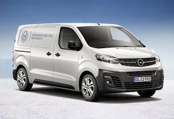 Opel Vivaro e-hydrogen
