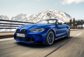 Officieel: BMW M4 Competition Cabriolet (2021) #1