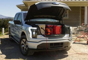 Officieel: elektrische Ford F-150 Lightning #1