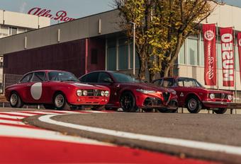 Top 5 - Alfa Romeo GTA #1