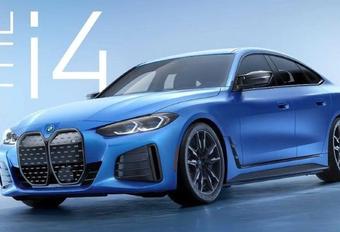 Gelekt: BMW i4 M50 (2021) #1