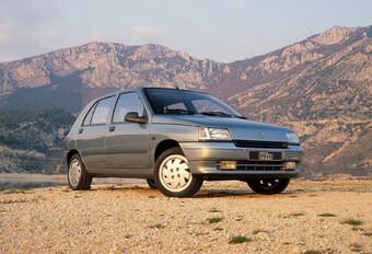 Throwback: Renault Clio (1990-1998) #1