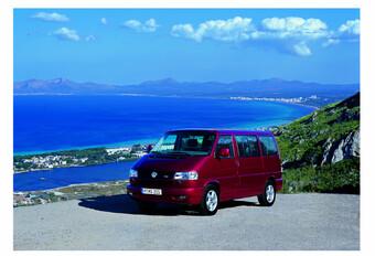 THROWBACK: Volkswagen T4 (1990-2003) #1
