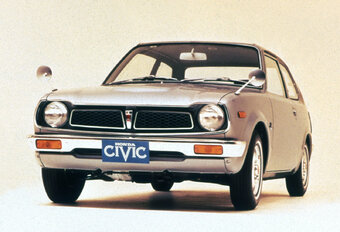 Throwback: Honda Civic (1972-1979) #1