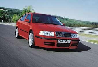THROWBACK: Skoda Octavia RS (1996-2004) #1
