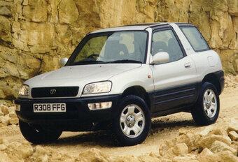 Throwback: Toyota RAV4 (1994-2000) #1