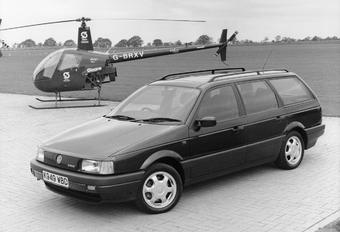 Throwback: Volkswagen Passat B3 (1988-1993) #1
