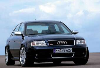 THROWBACK: Audi RS 6 (2002-2004) #1
