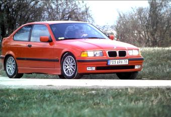 BMW 323 ti Compact 1997