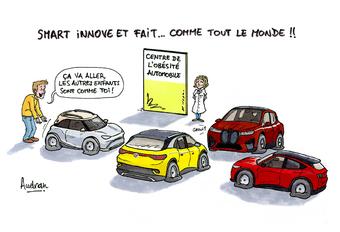 Audran story - Smart SUV