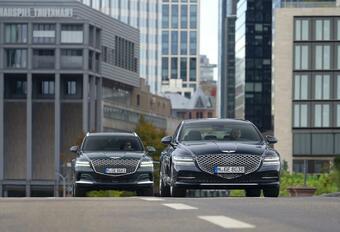 EuroNCAP : 5 étoiles pour Genesis, 4 pour Citroën #1