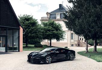 Top 5 - les variantes les plus folles de la Bugatti Chiron #1