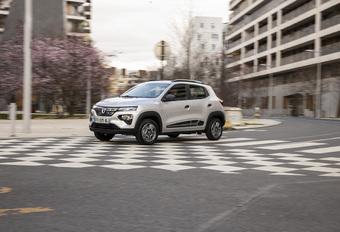 Doorstaat de Dacia Spring de elandtest? #1