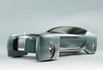 Rolls-Royce Silent Shadow Electric