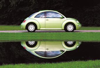 VW New Beetle 1998