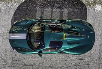 Officieel: Arese RH95 by Touring Superleggera is sexy Ferrari #1