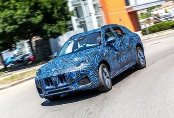 Wat weten we al over de Maserati Grecale? #1