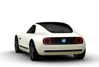 Honda Sports EV Concept dan toch in productie? #1