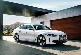 BMW i4 : infos officielles et prix du coupé électrique #1
