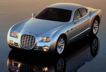 Retour vers le futur avec la Chrysler Chronos de 1998 #1