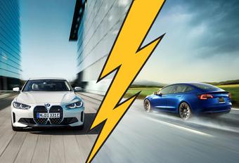 BMW i4 vs. Tesla Model 3: welke moet je kiezen? #1