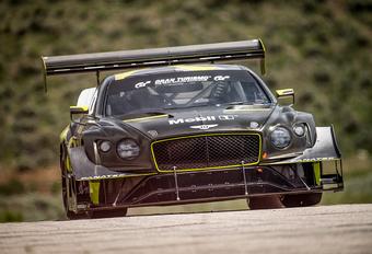 Aanschouw de Bentley Continental GT3 Pikes Peak met 750+ pk! #1