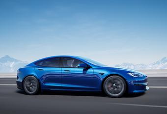 Tesla schrapt de aangekondigde Model S Plaid+ #1