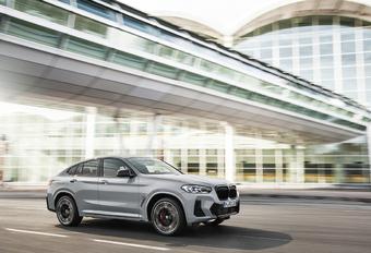 BMW X3 X4 2021 : un coup de frais pour 2021 #1