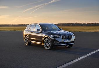Officieel: BMW X3 & X4 facelift (2021) #1