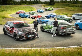 Ook Audi Sport wordt volledig elektrisch tegen 2030 #1