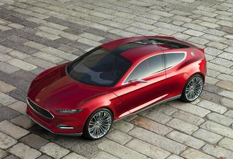 Retour vers le futur avec la Ford Evos de 2011 #1