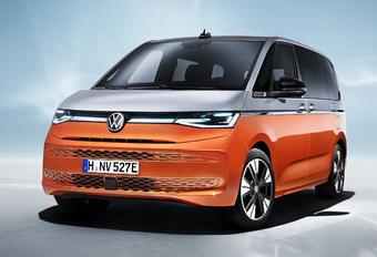 Volkswagen Multivan T7 : sur prise sans surprise #1