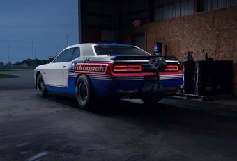 Dodge wil weer snelst accelererende productiewagen hebben #1