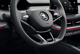 Škoda, un crossover électrique compact en préparation #1