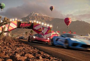 Forza Horizon 5 belooft veel coole wagens in een prachtige omgeving #1