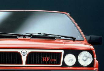 Top 5 - Les modèles Lancia qui méritent une version moderne #1