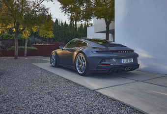 Porsche 911 992 GT3 Touring is officieel! #1