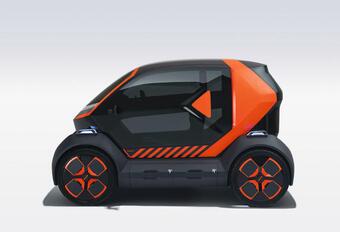 Mobilize EZ-1 concept 2021