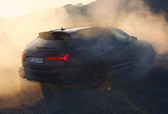 ABT RS6 Johann Abt Signature Edition van 800 pk direct uitverkocht #1