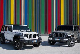 Jeep Wrangler Rubicon 2021