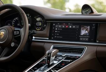 Porsche brengt grote update uit voor infotainmentsysteem #1