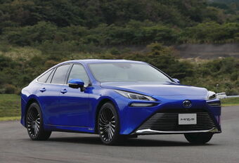 Toyota FCEV technology