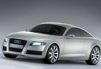 Retour vers le futur avec l'Audi Nuvolari Quattro de 2003 #1