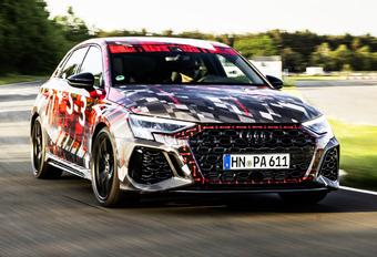 Wat weten we al over de Audi RS 3? #1