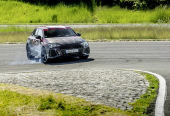 De spectaculaire specs van de nieuwe Audi RS 3 #1