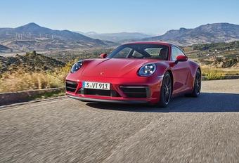 Porsche 911 GTS : la 992 polissonne #1
