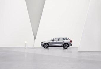 Volvo XC60, prochaine génération exclusivement électrique #1
