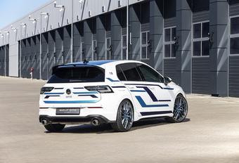 Volkswagen Golf GTE Skylight is stageproject voor Wörthersee #1