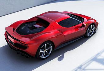 Officieel: Ferrari 296 GTB V6 Plug-in Hybrid (2022)