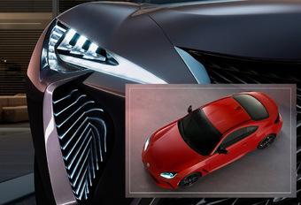 Lexus UC op basis van Subaru BRZ/Toyota GR86 #1